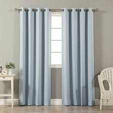 Grommet Top Blackout Curtains Best Home Fashion Thermal Insulated Blackout Curtains Antique