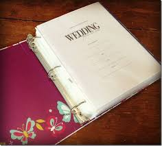 wedding planner guide book how to make a wedding planning binder your easy step by step