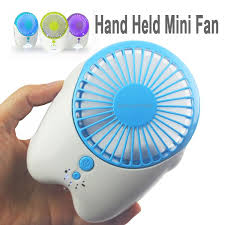 hand held battery fan portable mini hand held battery usb end 4 25 2019 12 15 pm