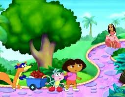 dora saves piggies dora explorer wiki