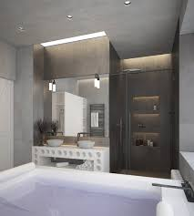 Industrial Bathroom Designs With Vintage Or Minimalist Chic - Industrial bathroom design