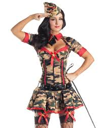 lady halloween costumes army brat body shaper fancy dress hens party womens halloween