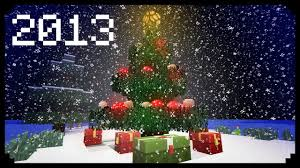 minecraft christmas stuff update 2013 youtube