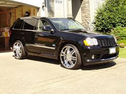 ghetto jeep should i go 22 or 24 inch page 3 cherokee srt8 forum