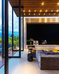impressive and luxurious contemporary brazilian residence home