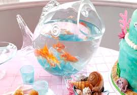 fish bowl centerpieces fish bowl table decoration ideas 4 for wedding centerpieces best