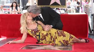 Hollywood Walk Of Fame Map Goldie Hawn And Kurt Russell Are The Cutest At Their Walk Of Fame