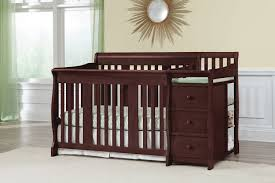 Espresso Nursery Furniture Sets by Baby Cribs Stork Craft Portofino Crib And Changer Combo