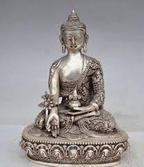 discount silver buddha statues 2017 silver buddha statues china