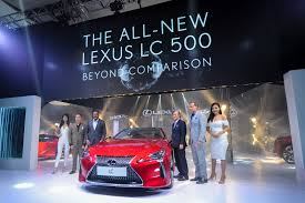lexus singapore sales lexus malaysia launches the all new lc500 coupe the malaysian