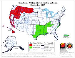 Wildfire Areas by Western Wildfires Add To Disasters The Nation Faces Will Congress