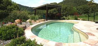 Backyard Leisure Pools by The Tuscany Leisure Pools Canada