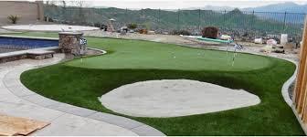artificial grass putting greens green r turf artificial grass