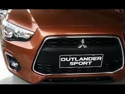 Mitsubishi Outlander Sport 2013 Interior Mitsubishi Outlander Sport Px Panoramic 2015 Review Interior Youtube