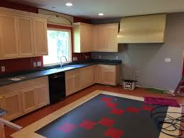 kitchen oak kitchen cabinets shaker style cabinets modern