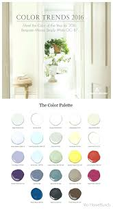benjamin moore color of the year 2016 simply white trends and