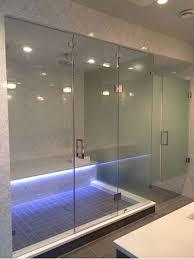 Frameless Steam Shower Doors Glass Frameless Steam Shower Door