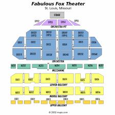 fox theater floor plan fabulous fox theatre st louis seating chart fabulous fox theatre