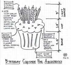 Gift For Architect Cupcake Graphics And Illustration Pinterest Birthdays Happy