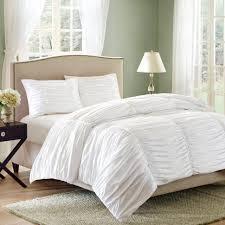 Shabby Chic White Comforter Bedroom Fabulous Off White Comforter Twin Xl Burlap Bedding