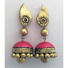 jhumka earrings online shopping earrings online shopping buy handmade earrings jhumka authindia