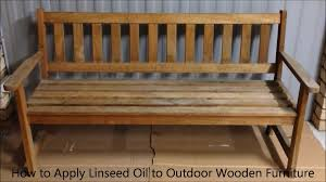 how to apply teak oil to outdoor furniture brilliant preserving