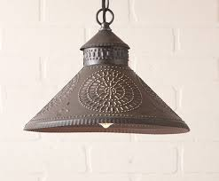 Primitive Kitchen Lighting Irvin S Tinware Country Farmhouse Lighting And Tin Accents