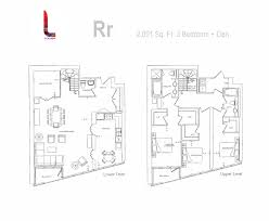 8 the esplanade l tower condos toronto floor plans elizabeth