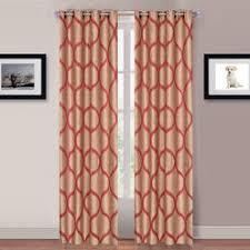 108 Length Drapes Lavish Home Drapes U0026 Panels Grommet Sears