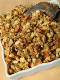 grandma u0027s thanksgiving dressing stuffing recipe thanksgiving