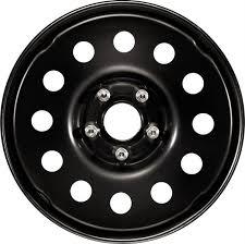 99 jeep wheels mopar 17x7 5 winter road steel wheel for 99 14 jeep