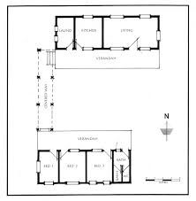 Bunkhouse Floor Plans by Callicoma Hill