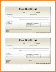 Free Cheque Template Rental Reciepts