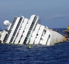 carnival paradise cruise ship sinking ship passenger wreck free photo on pixabay