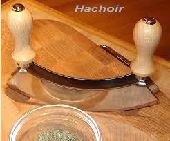 hachoir de cuisine dictionnaire de cuisine et gastronomie hachoir