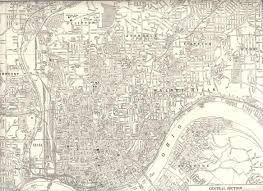 Chicago Ward Map 1910 by Maps