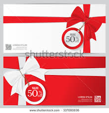Design Gift Cards For Business Gift Coupon Stock Images Royalty Free Images U0026 Vectors Shutterstock