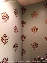 Bedroom Stencils Designs Stencils For Walls Large Size Of Wall Design Ideas Wall Design