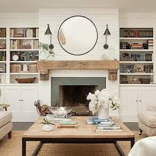 Built In Bookshelves Fireplace by Best 10 Fireplace Ideas Ideas On Pinterest Fireplaces Stone