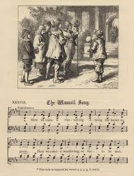 the wassail song version 1