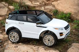 land rover jeep style range rover hse style ride on jeep kids electric car 12v white