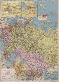 Nationmaster Maps Of Soviet Union by Soviet Union In 1951 Karelo Finnish Ssr Crimea Maps