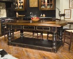 Wooden Kitchen Island Table by Great Kitchen Island Furniture U2013 Home Design Ideas