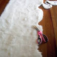 Sheepskin Rug Cleaning Decoration Cool Simple Seamless Carpet Tile And Faux Sheepskin