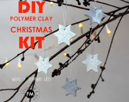 diy decorations ornaments kit wooden baubles