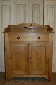 Antique Storage Cabinet Antique Pine Washstand Storage Cabinet 1900 301549 Www