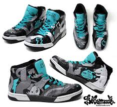50 cool and funky custom sneakers designs 10steps sg