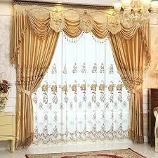 online get cheap european style curtain sets aliexpress com
