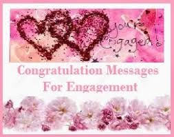 congratulate engagement congratulation messages engagement