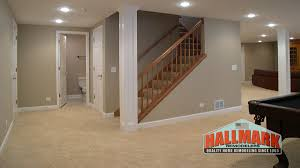 How To Design Stairs Basement Remodeling Contractor Montgomery County Hallmark